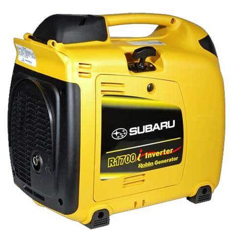 subaru r1700i generator the lawnmower hospital
