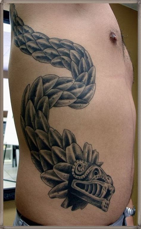 imagenes de flores aztecas 17 mejores ideas sobre tatuaje quetzalcoatl en pinterest