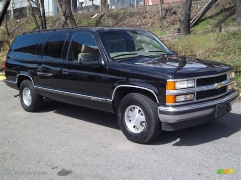 how to work on cars 1999 chevrolet suburban 2500 on board diagnostic system 1999 chevrolet suburban information and photos momentcar