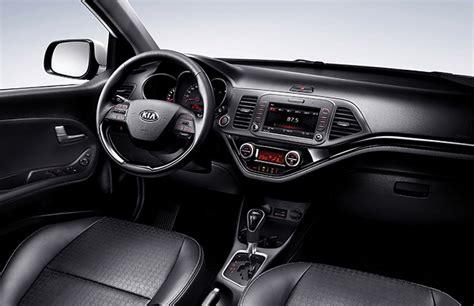Interior Kia Picanto 2015 Kia Picanto Interior Car Interior Design