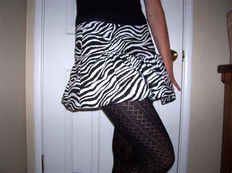 zebra pattern skirt puffy zebra skirt sewing projects burdastyle com