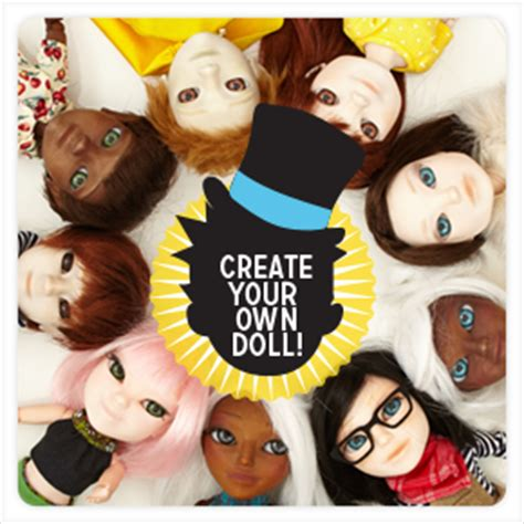 design your own ugly doll mama mummy mum makielab makies creating the doll