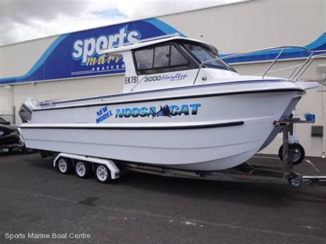 catamarans for sale noosa new noosa cat 3000 trailer boats boats online for sale