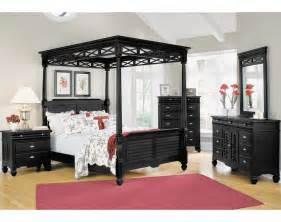 the magnolia black canopy collection furniture