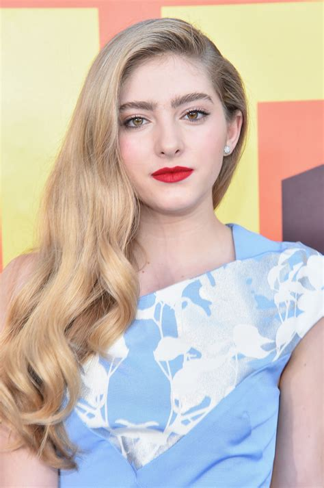 willow shields willow shields at 2015 mtv movie awards in los angeles