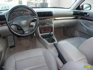 opal grey interior 1998 audi a4 2 8 quattro sedan photo