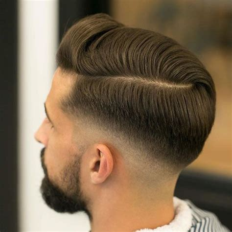 low fade side part slick mens pinterest 25 best ideas about classic mens hairstyles on pinterest