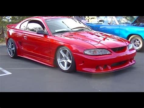 sn95 widebody 1996 ford mustang gt full custom vortech