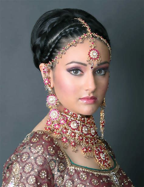 Indian Wedding Hairstyles With Veil by Bridal Hairstyles Indian Hair Hair