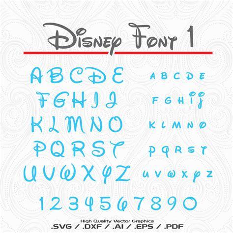 eps format fonts disney font svg file studio3 eps ai files instant