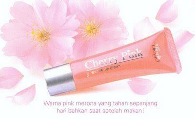 Pelembab Za Payudara Indah Cherry Pink Pelembab Pemerah
