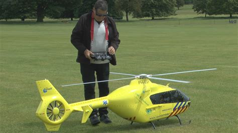 rc helicopter with big scale rc heli small collision weston park