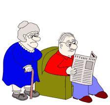 gif de amor hasta viejitos gifs animados divertidos de abuelos o ancianos viejitos