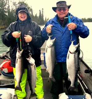 fish tales from the kenai 213 pounds of sockeye in three days books fishtales guide fishing adventures on alaska s kenai