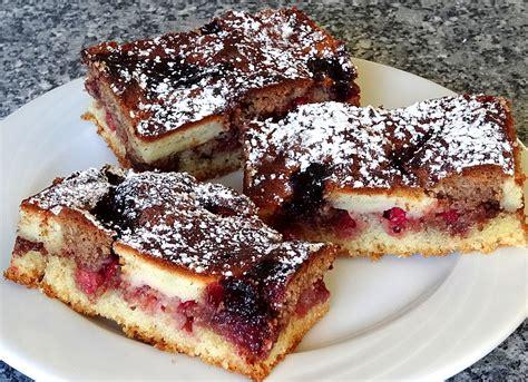 Schoko Johannisbeer Kuchen Rezepte Chefkoch De
