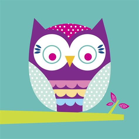 Owl Patchwork - patchwork owl canvas by nest from harvey norman new