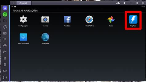 bluestacks kingroot como fazer root no bluestacks app player not 237 cias techtudo
