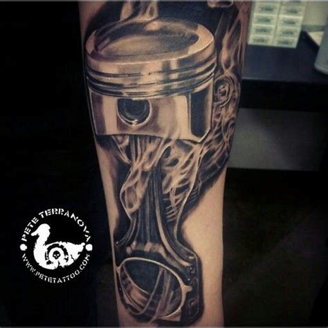 racing tattoos for men best 25 piston ideas on engine