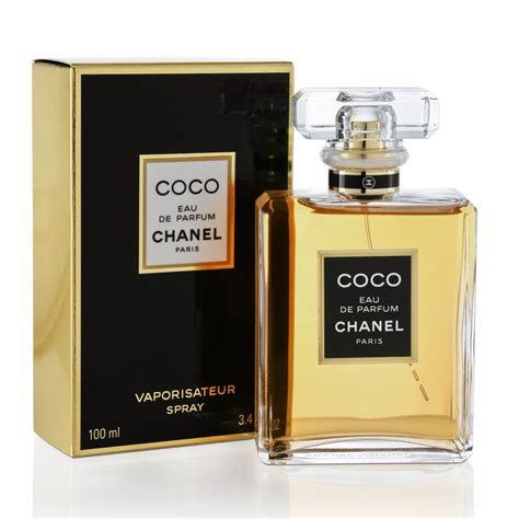 new coco chanel eau de parfum 100ml edp spray tester