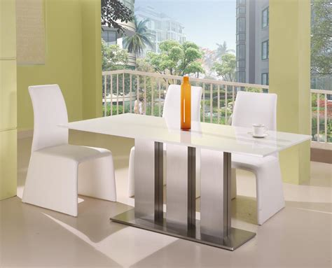 modern contemporary dining room sets dining room astonishing white modern dining room sets