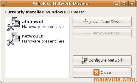 how to uninstall ndiswrapper ndiswrapper
