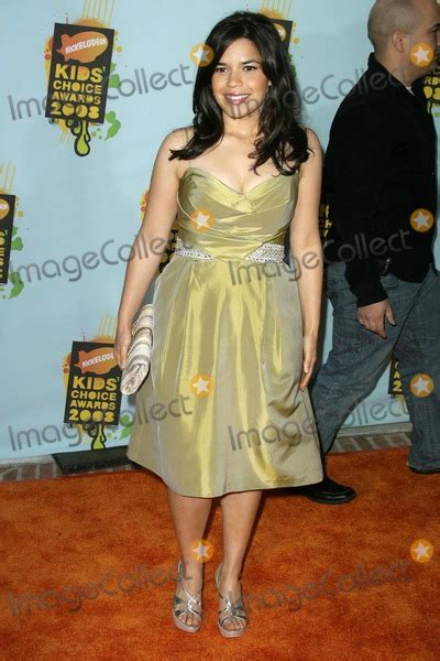 Choice Awards America Ferrera by Photos And Pictures America Ferrera At The 2008