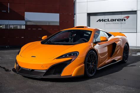 orange mclaren wallpaper mclaren 675lt hd wallpaper and background image