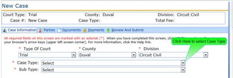 Duval County Clerk Of Court Records Clerkweb
