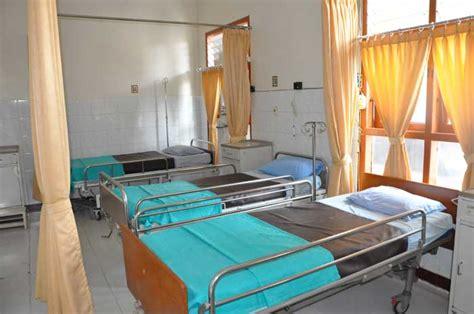 Lu Led Kamar rawat inap rumah sakit mardi waluyo lung
