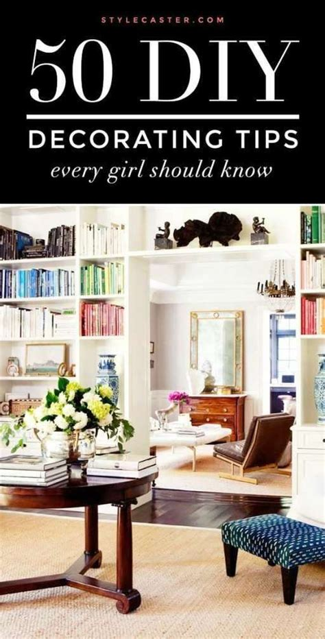Home Decorating Tips And Tricks diy home decorating tips and tricks every girl should know