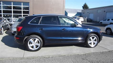 audi q5 blue 2010 audi q5 blue stock 084628 walk around