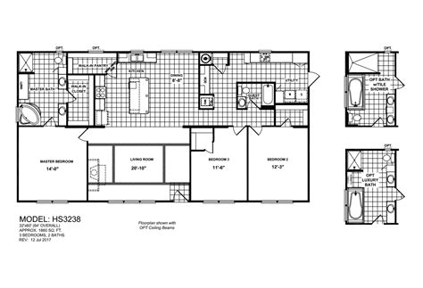 modular homes in texas with floor plans manufactured homes home