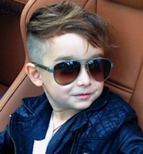 boy shaved sides long top hairstyle boy 25 best ideas about boys undercut on pinterest toddler