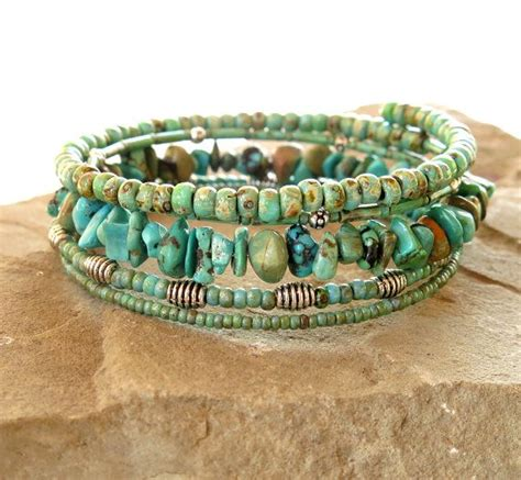 Handmade Memory Wire Bracelets - 263 best memory wire jewellery images on