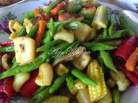 sayur campur goreng azie kitchen