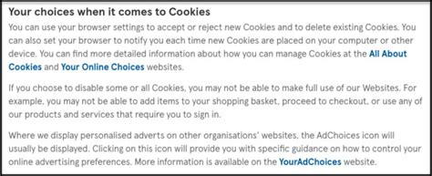 Cookie Policy Template by Free Sle Cookie Policy Template Writing Guide Termly