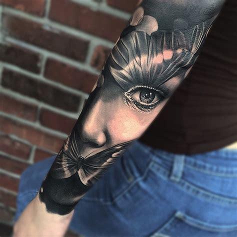 tattoo butterfly face face butterfly sleeve best tattoo ideas designs