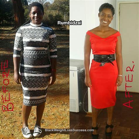 weight loss 33 rumbidzai lost 33 pounds black weight loss success