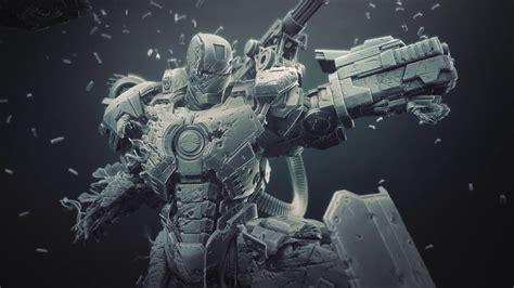 War Machine Zbrush Tutorial | making of war machine