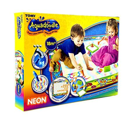 aquadoodle draw n doodle jumbo deluxe mat tomy aquadoodle colour deluxe buy in uae