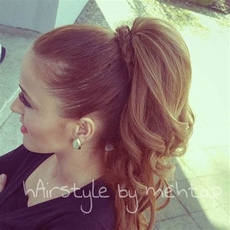 Ponytail Bottom Curly 25 ponytail hairstyles for special occasions