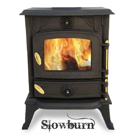 Cast Iron Wood Stove Cast Iron Wood Burning 5kw Multifuel Stove Slowburn Z2