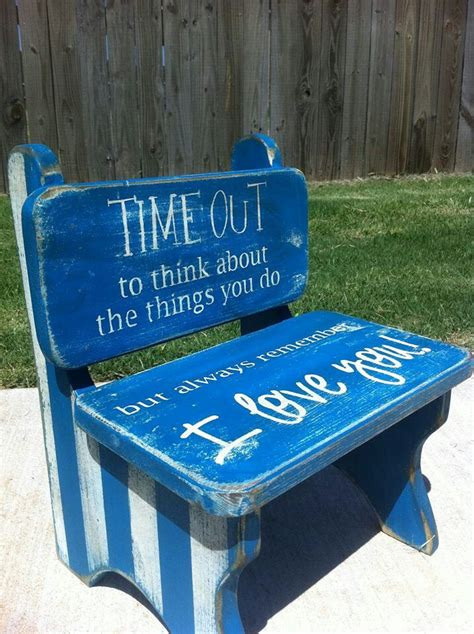 timeout bench 17 best images about time out chairs on pinterest toys