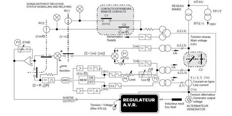 wiring diagram generator leroy somer wiring diagram
