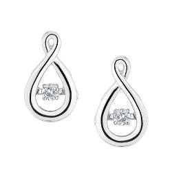 Win A Pair Of Erika Pena Earrings by Contest Win A Pair Of Twinkling Teardrop