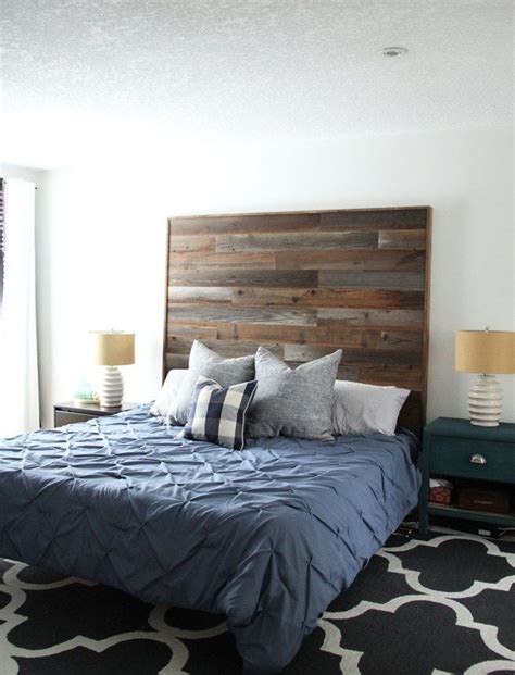 stikwood headboard 17 best ideas about farmhouse style bedrooms on pinterest