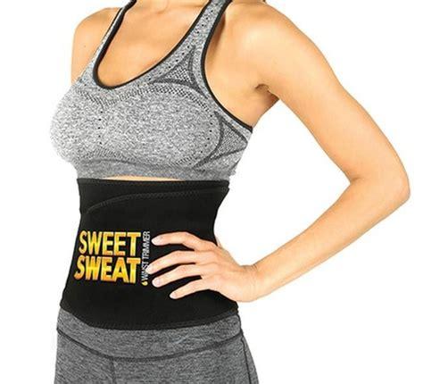 Korset Sweet Sweat Belt Waist Trimmer Munafie sweet sweat waist trimmer belt priyoshop shopping in bangladesh