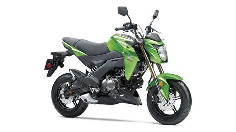 125cc Kawasaki by 2017 Z125 Pro Z Motorcycle By Kawasaki