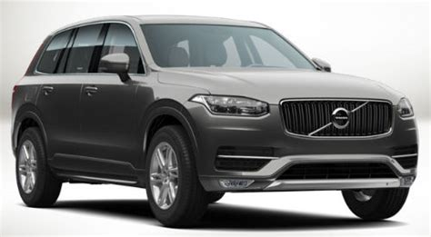 volvo xc colour guide carwow