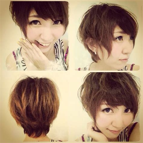 ragged hairstyles hair styles ragged short hair style pictures
